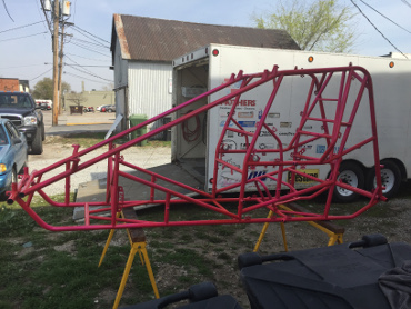 Template created by End User Innovations for Dwight Carter Racing